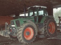 FENDT FAVORIT 800 Prototyp September 1992