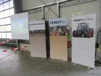 Der FENDTFan- Gemeinschaft Ausstellungsstand in Lalendorf