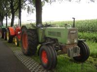 FENDT Farmer 106 S, Baujahr 1976 / Quelle: Frans Leenders NL