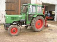 FENDT Farmer 105 LS / Quelle: Johannes Auernhammer