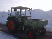FENDT 275 GTF, BJ 5/1978 / Quelle: Robert Melder