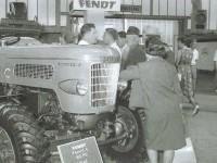 Vorstellung 1964 auf der DLG Hannover