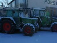 FENDT FARMER 310 LSA und FENDT FAVORIT 611 LS A