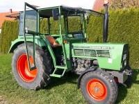 FENDT Farmer 201S Baujahr 1987, 640 Betriebsstunden