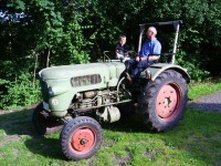 FENDT Farmer 1, Baujahr 1961, 25 PS / Quelle: Karl Heinz Dubbi