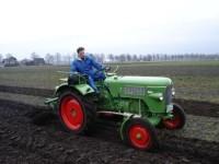 FENDT Farmer 1, Baujahr 1960, 24 PS / Quelle: Martin Krallmann