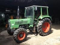 FENDT Farmer 103 SA, Fahrgestellnummer: 138/21/2325  / Quelle: Herr Feuz aus Interlaken, Schweiz