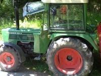 FENDT FARMER 201S,  Baujahr 1986