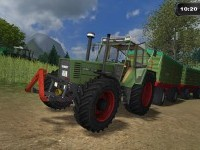 FENDT FAVORIT 615 LSA / Quelle: Schwabemodding