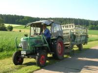 FENDT Farmer 2  Baujahr 1964 / Quelle: Johannes Auernhammer