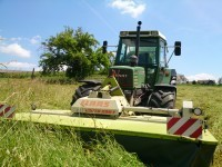 FENDT Farmer 304 LSA Fahrgestellnummer 158222145 1 / Quelle: Paul Wegmann CH 8459 Volken