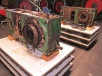 Getriebereparatur ZF T 330 //